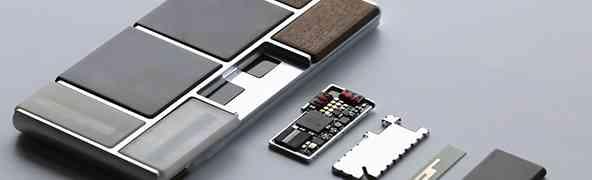 El teléfono móvil modular de Google Project Ara ya es una realidad