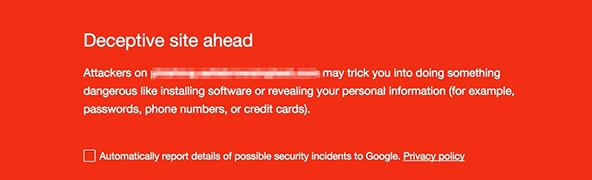 Google contra los botones engañosos en la web