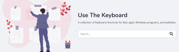 Todos los accesos directos de teclado para tus programas favoritos