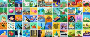 ilustraciones del perfil de google
